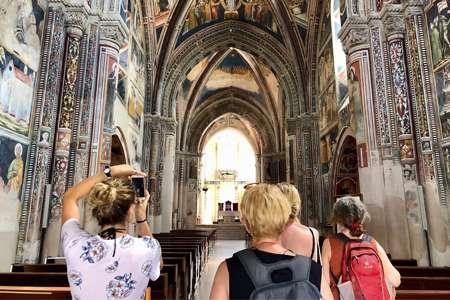 corsi di arte, cinema e letteratura italiana