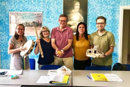 corsi di cultura italiana a otranto