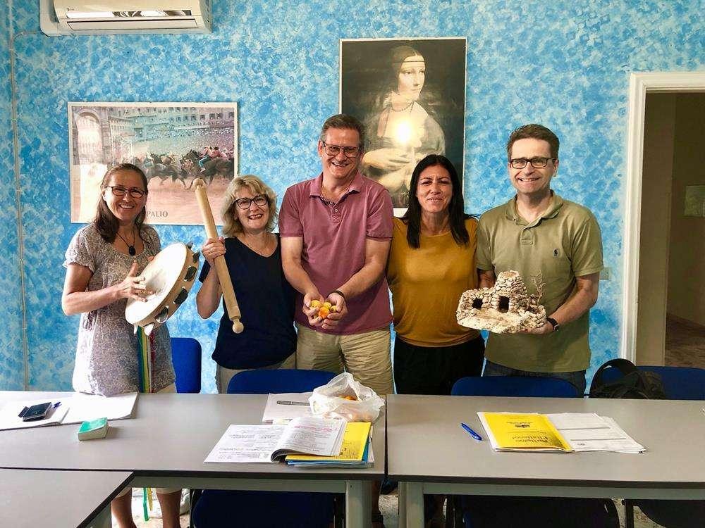 cours de langue italienne en Italie
