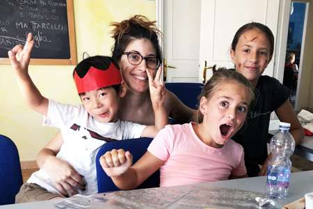 corso d'italiano per bambini a lecce